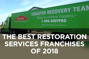 The Best Restoration Services Franchises of 2018