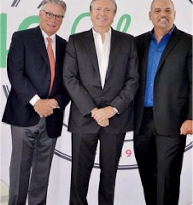 """Q&A with Pasquale """"Pat"""" Giammarco (Founder), Jack Butorac (CEO), and Tony Libardi (President and COO) of Marco's Pizza"""