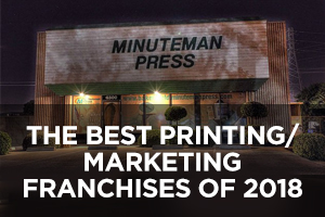 The Best Printing Marketing Franchises of 2018