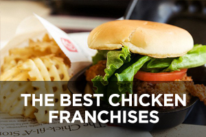 The Best Chicken Franchises of 2019