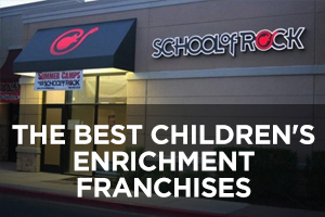 The Best Children Enrichment Program Franchises of 2019