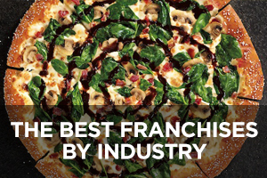 Best Franchises of 2019 By Industry