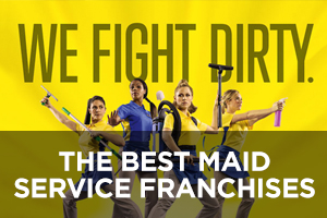 The Best Maid Service Franchises of 2019