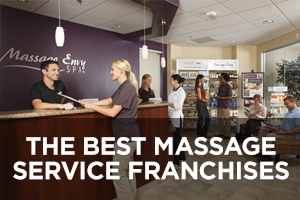 The Best Massage Service Franchises of 2020