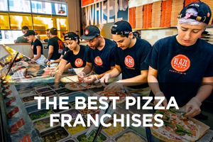 The Best Pizza Franchises of 2019