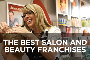 The Best Salon and Beauty Franchises of 2019