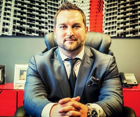 Q&A with Dustin Black, Founder and CEO of Black Tie Moving
