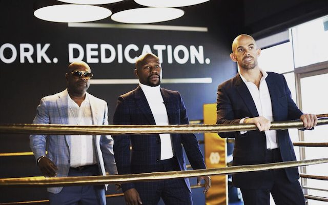 Q&A with James Williams, CEO of Mayweather Boxing + Fitness
