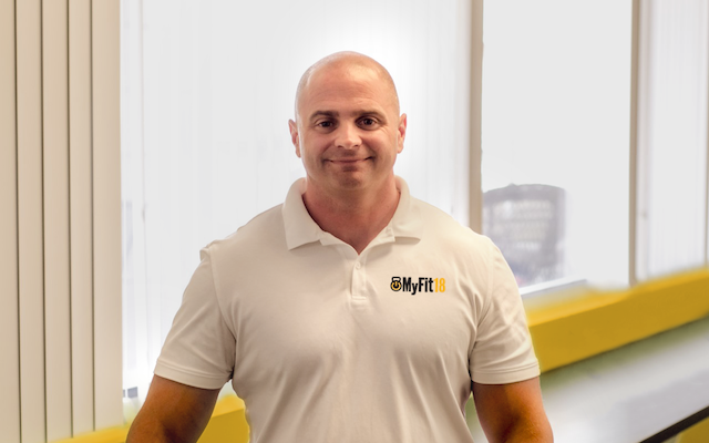 Q&A with Marty Flanagan, Vice President of MyFit18