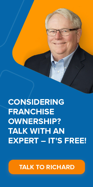 Talk with Franchise Consultant Richard Pope for Free