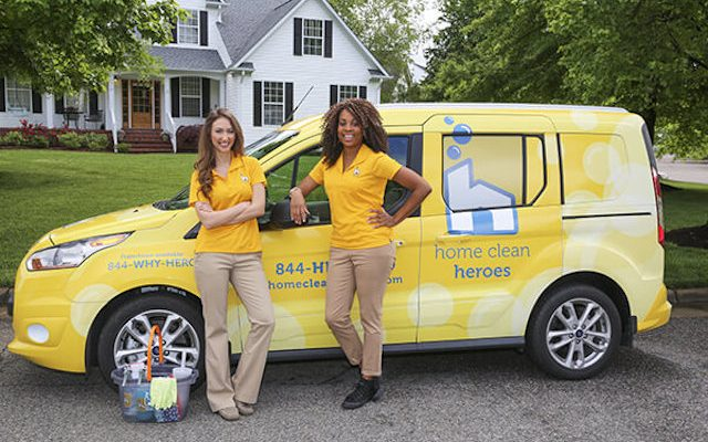 FDD Talk 2020: Home Clean Heroes Franchise Review (Financial Performance Analysis, Costs, Fees, and More)