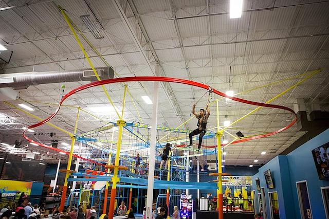 27 Substantial Fees Every Urban Air Adventure Park Franchisee Needs To Know Franchise Chatter