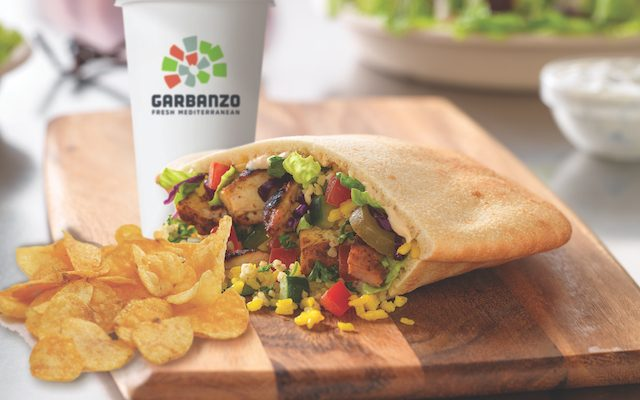 Q&A with Eric Lavinder, Chief Development Officer at WOWorks, Parent Company of Garbanzo Mediterranean Fresh